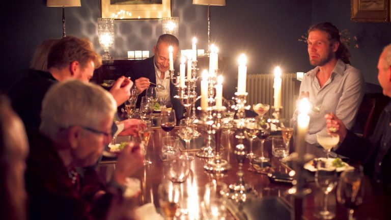 The Craftsman's Dinner with Michel Roux