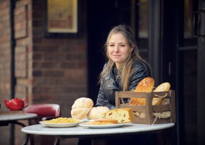 The Food Detectives - BBC series with Dr Alice Roberts