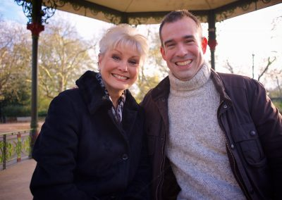 Angela Rippon and Chris van Tulleken present BBC's How to Stay Young