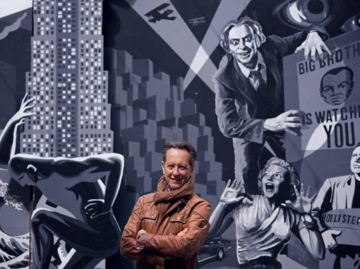 Ireland with Richard E Grant