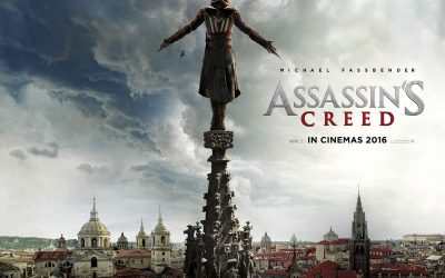 Special Effects on Assassin's Creed movie