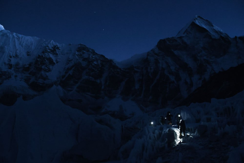 Summiting the Science of Everest