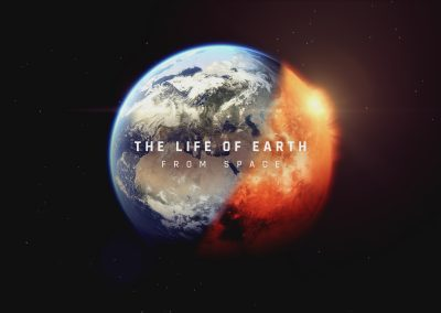 The Life of Earth from Space